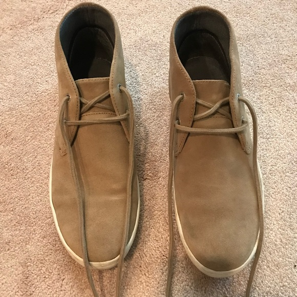 Lucky Brand Other - Lucky brand suede ankle boots